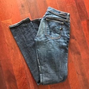 CITIZENS OF HUMANITY Jeans size 28 (like new)